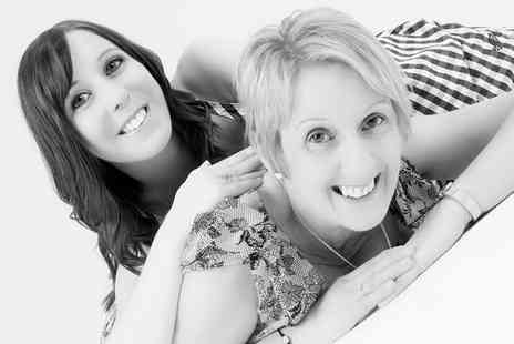 Firefly Photography - Mother and Daughter Makeover Photoshoot  - Save 93%