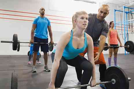 CrossFit6Towns - Seven Group Personal Training Sessions - Save 55%