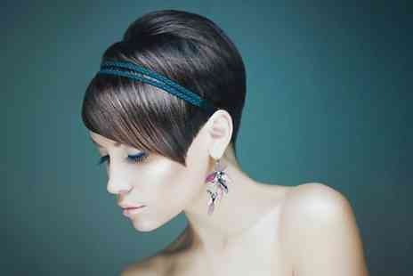 Teasdale Academy of Hair - Hair Cut, Finish and Conditioning With Optional Full Head Colour  - Save 0%