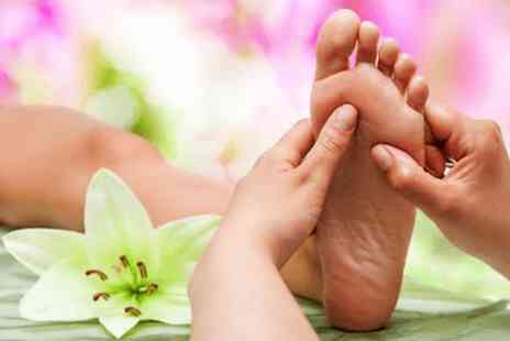 Enfys Studio Health Centre -  Reiki and Reflexology session  - Save 0%