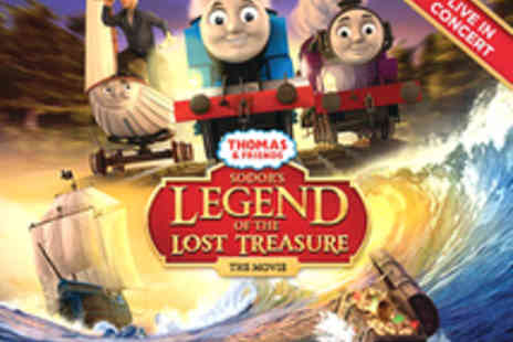 Royal Philharmonic Orchestra - Adult and Child Tickets to Thomas & Friends Live In Concert  - Save 24%