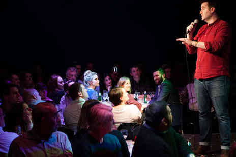 Jongleurs - Comedy Night Ticket for Two  - Save 47%