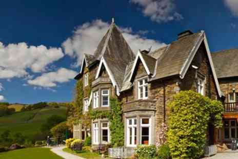 Holbeck Ghyll Hotel - Top Rated Afternoon Tea & Spa Treatments - Save 41%