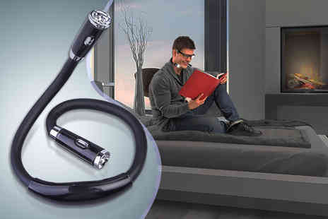 Hungry Bazaar - Flexi portable reading light - Save 50%