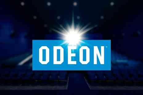 ODEON Cinemas - Two tickets for £10 or Five for £20 Cinema Tickets - Save 0%