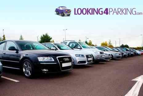 Looking4Parking - 23% Off Parking at UK Airports  - Save 0%