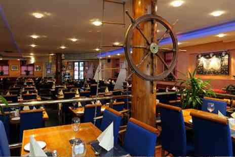 The Britannia Spice Restaurant - A multi award winning meal   - Save 54%