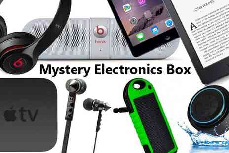 Headsgroup - Mystery Electronics Box Beats Headphones, iPad Mini & More - Save 0%
