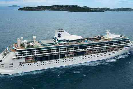 Major Cruise - Splendour of the Seas Royal Caribbean Dubai Cruise & Stay - Save 50%