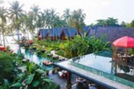 Kupu Kupu Phangan Beach Villas  - Three Night Thailand Pool Villa Beach Break  - Save 18%