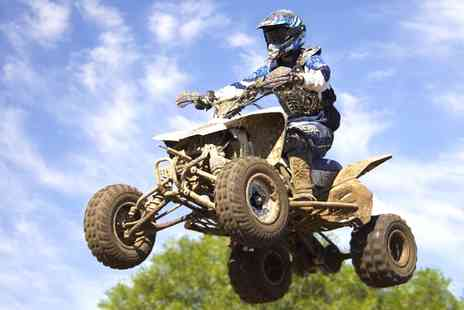 Pathan Park - Quad Biking Session for Child or Adult and Child  - Save 0%