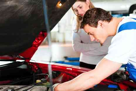 Fitch Autos - 54 Point Check Car or Van Service  - Save 40%