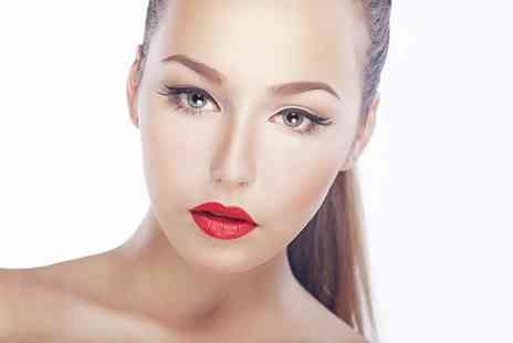 Unique Beautique - Semi Permanent Make Up on Eyebrows, Lips, or Eyes Plus Top Up Session  - Save 0%