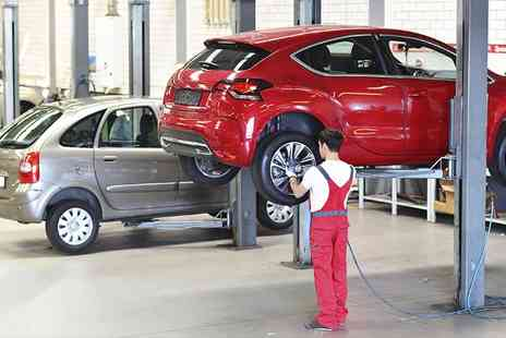 Mr Tyre  - Car MOT Test  - Save 0%