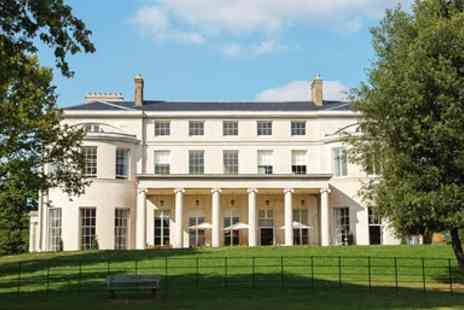 Audley Mote Management - Afternoon Tea for Two at Grade II Listed Kent Mansion - Save 27%