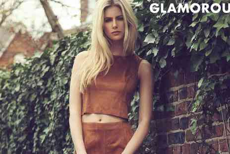 2 Glamorous - £30 to Spend on Womenswear  - Save 50%