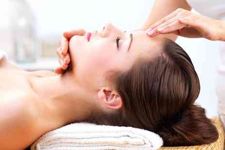 Hands on Healing - Facial and Massage - Save 69%