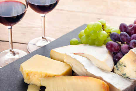 Parkside House Hotel - Cheese Tasting with Wine Pairing Evening for Two - Save 42%