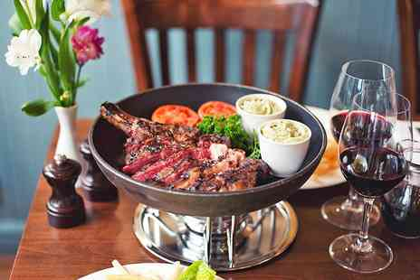 Rowley's Restaurant - Chateaubriand Steak Dinner for Two  - Save 42%