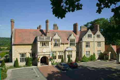 Barnsdale Hall Hotel - Leisure day with flotation therapy treatment and lunch for Two   - Save 56%