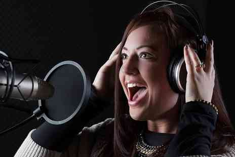Corey Austin Music Studios - Two Hour Recording Studio With CD Plus Optional Photoshoot  - Save 0%