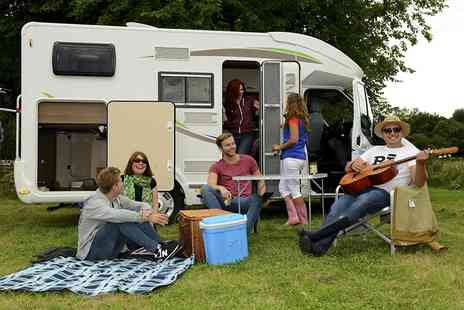 Unbeatable Hire - Three or Seven  Night stay and Motorhome Hire With Nationwide Pick-up Locations - Save 0%