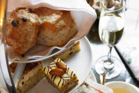 The London Elizabeth Hotel - Central London Sparkling Afternoon Tea for Two  - Save 63%