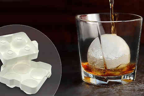 Aven Republic - Silicone Sphere Ice Tray - Save 68%