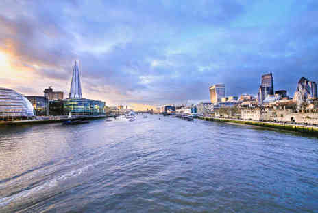 Talk Tourism - Tall Ships London Special Package Including Tall Ship Sightseeing Tour, Thames Boat Cruise and Emirates Air Line Cable Car  - Save 47%
