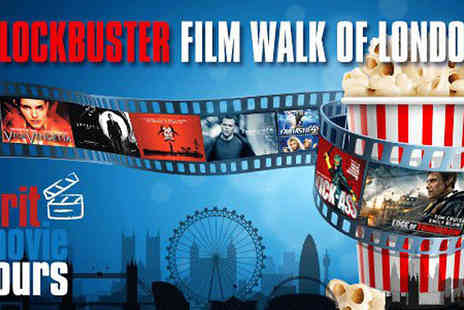 Brit Movie Tours  - London Film Locations Walk - Save 0%