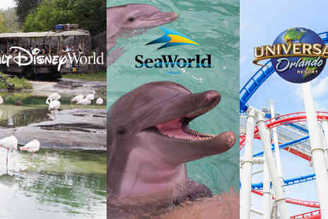 Worldwide Tours and Travel - Seven Night Stay Plus Transport to Disney Seaworld and Universal - Save 62%