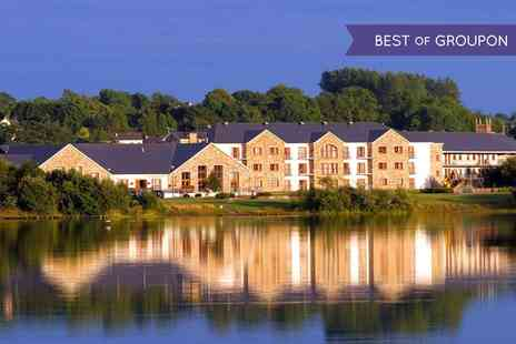 Lough Allen Hotel & Spa - One or Two Nights Stay For 2 With Breakfast, Spa Voucher and Leisure Access  - Save 0%