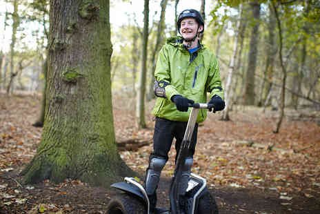 Segway Events - 30 Minute or 60 Minute Weekday or Weekend Segway Experiences - Save 20%