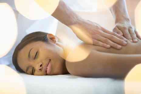 Behind the scenes - Up to 90 MInute Custom Pamper Package With Facial and Massage Options  - Save 40%