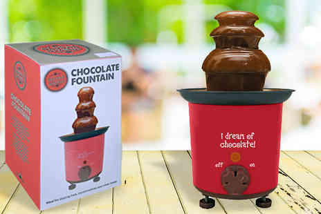 Hungry Bazaar - Chocolate Party Fountain - Save 63%