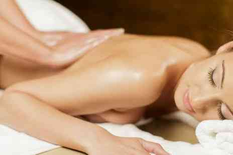 Whoop Hall country Club - Decleor back neck and shoulder massage to encourage you to relax and unwind  - Save 52%