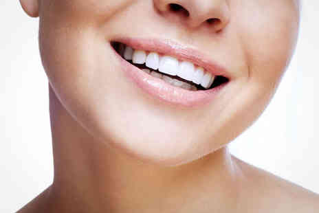 NW1 Dental Care - Dental Implant with Crown  and Laser Teeth Whitening Treatment  - Save 59%