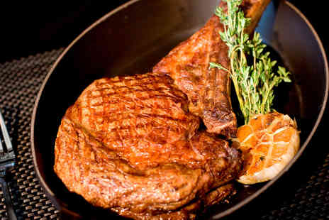 JW Steakhouse - Two or Three Course Steakhouse Dining - Save 0%