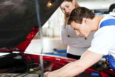 BVS Mechanics - Car Service With Oil Change Plus Mini Valet - Save 0%