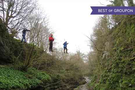 How Stean Gorge - Two Hour High Wire Adventure Course  - Save 58%
