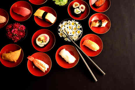 Sushi Cafe - All you can eat sushi buffet for two   - Save 0%