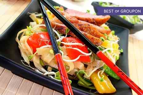 China City -  Two Course Meal With Rice For Two  - Save 68%