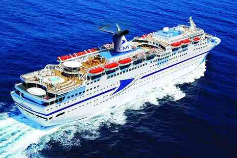 Cruise and Maritime Voyages - 120 Nights With Full Board - Save 0%