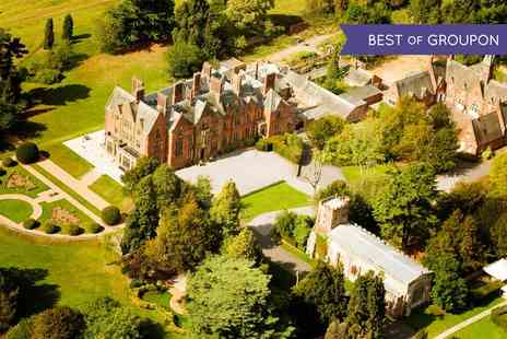Wroxall Abbey Hotel - One or Two  Nights stay For Two With Breakfast and Spa Access  - Save 36%