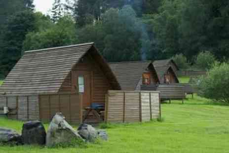 Barnsoul Caravan Park - Two nights Glamping break for two with breakfast - Save 38%