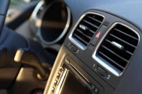 Status Car Care - Car Air Conditioning Service and Re Gas - Save 51%