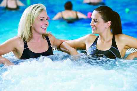 Spirit Health Club - Entry to Spa and Pool  with 30 Minute Treatments for One - Save 51%