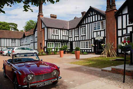 UK Minibreak - Two Nights stay at Lenwade House Hotel  - Save 54%