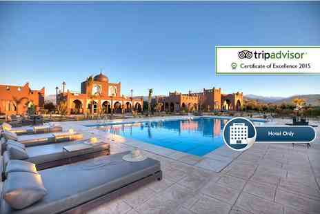 Green Tourism Company  - Three nights Marrakech spa break for Two  - Save 45%