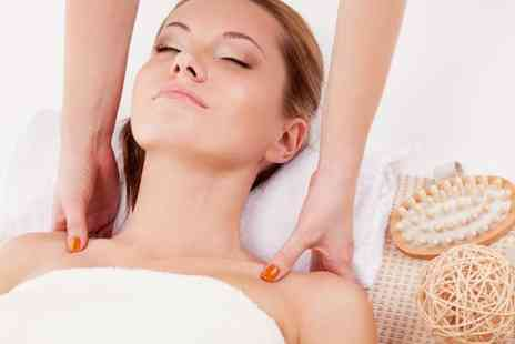 The Beauty Lounge - Pamper package including a facial, Swedish back massage, hand and arm massage and body wrap   - Save 80%